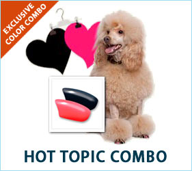 Punk out for 2016 with Hot Topic combo for dogs!