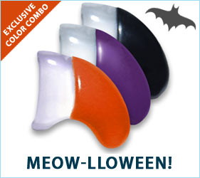 Check out our Meow-lloween combo!