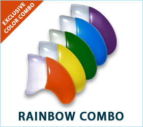 Check out our fabulous Rainbow combo!
